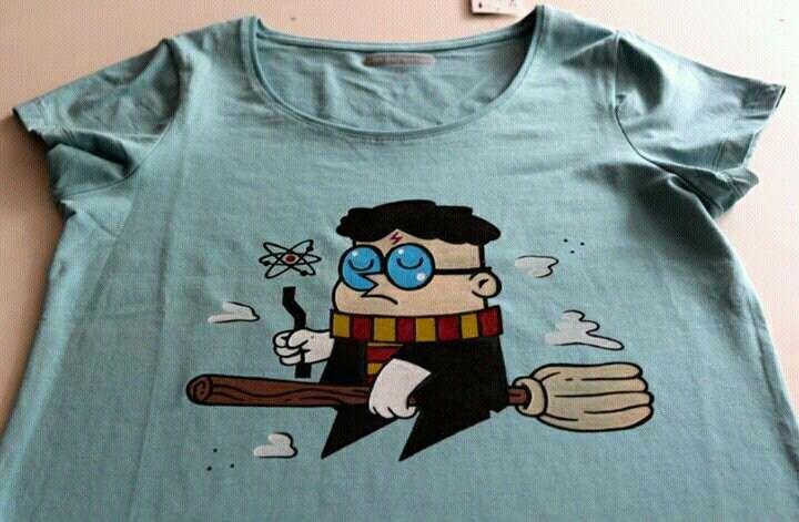 Harry Potter Dexter