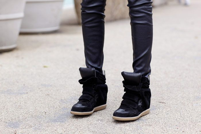 Isabel Marant Bekket Sneakers