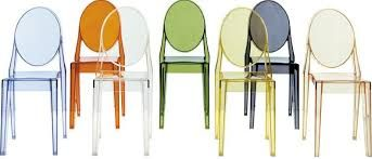 philippe starck-victoria ghost chair