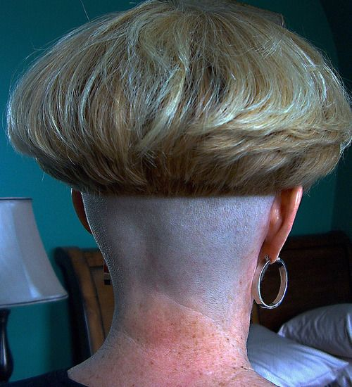 Her Freshly Coiffed Bowl-cut by bowlcutzac on Flickr.Her ...