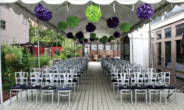 The Field House - The Hip & Urban Girl's Guide: Our Top 10 Unique Wedding Venues - Toronto