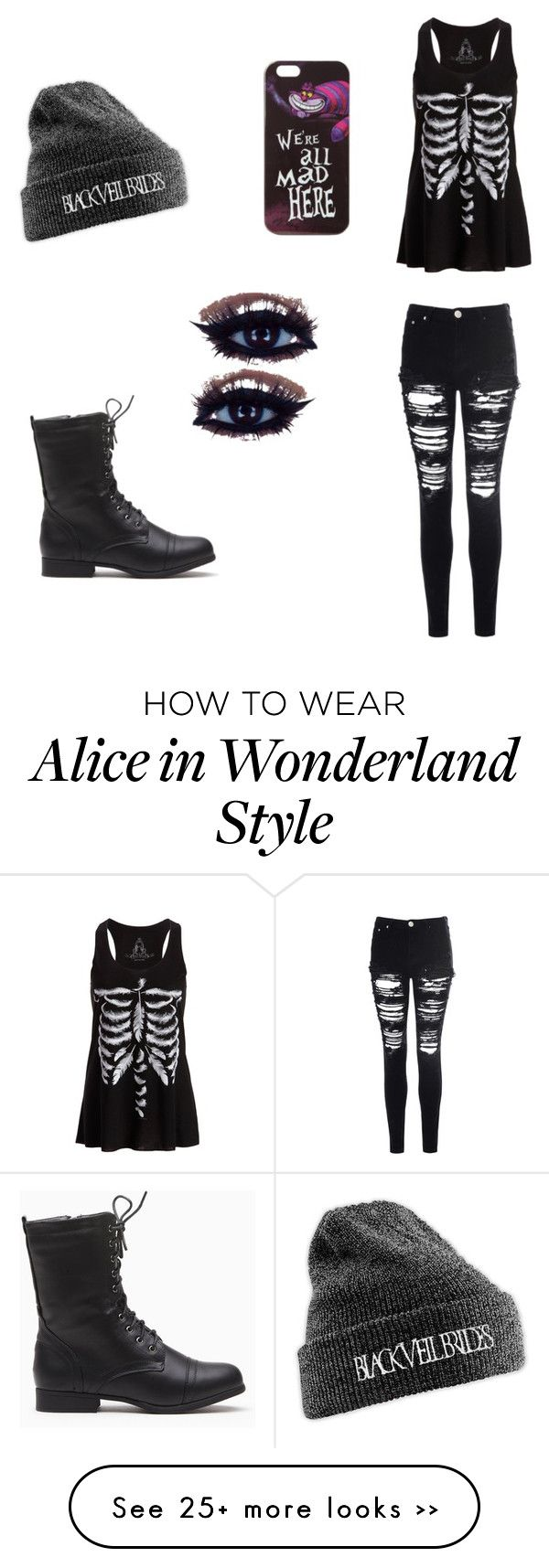 """Untitled #1"" by nadinejessica on Polyvore"