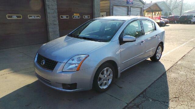 2007 Nissan Sentra #AKMotors #Vandergrift #PA #Pennsylvania #Financing #UsedCars #Dealership #Vehicles