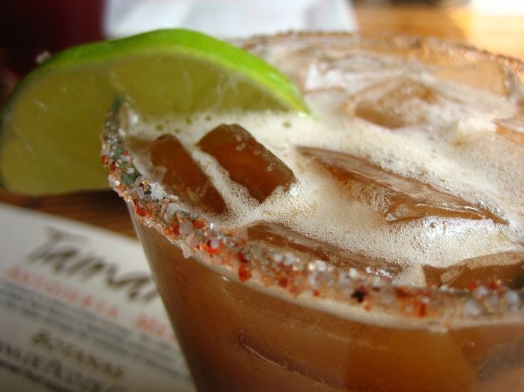 Tamarindo Margarita ~ How To Make The World's Greatest Margarita!