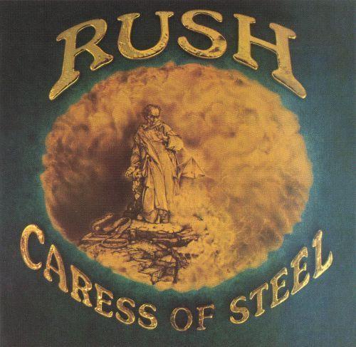 Caress of Steel [CD]