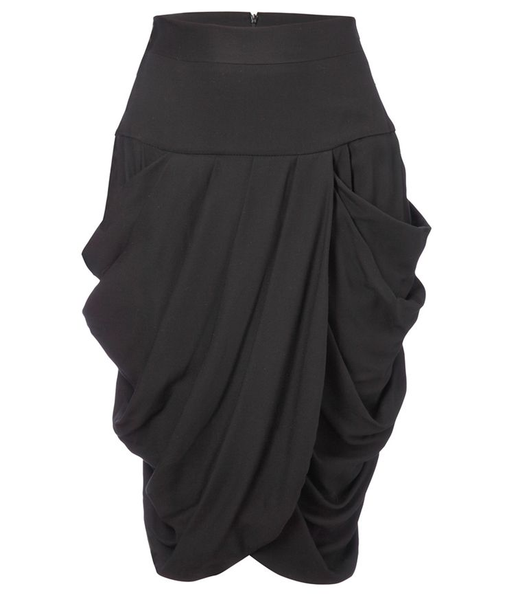 Draped Skirt $60