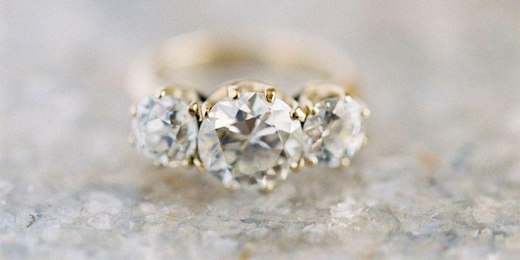 Bling Ring: 100 Dazzling Engagement Rings Worth Flashing - HarpersBAZAAR.com