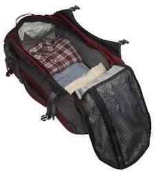 Osprey Porter 65 Travel Pack  URL : http://amzn.to/2nuvkL8 Discount Code : DNZ5275C