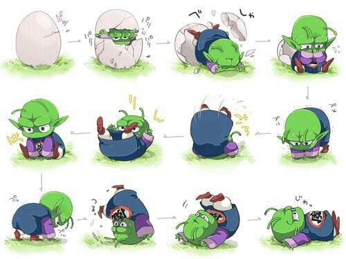 Baby Piccolo! AAAAAAAAAAAAAAAAAAHHHHHHHHHHHHHHHHHH!!!!!!!!!! SSSSOOOO CEEEEEEUUUUUUTEEEEEEEE!!!!!!!!!!!!!!!!