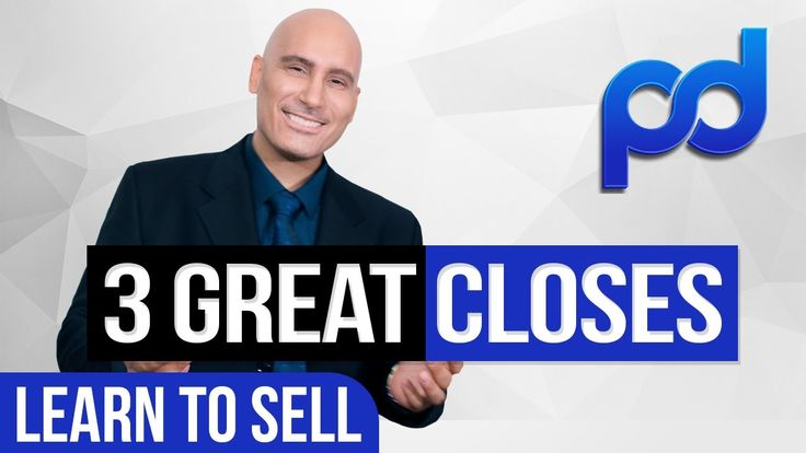 Expert Sales Training | 3 Great Closing Techniques Used Together | Episo...