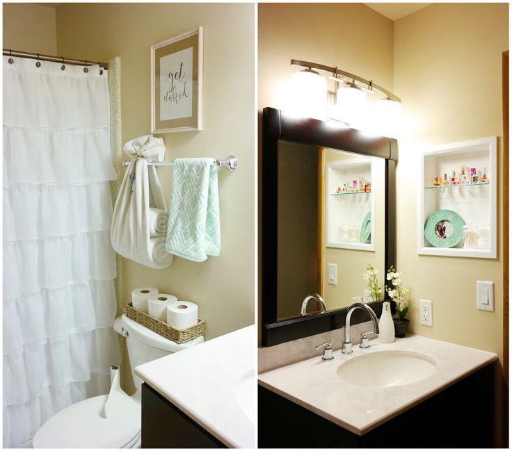 Best 25 Ruffle Shower Curtains Ideas On Pinterest White