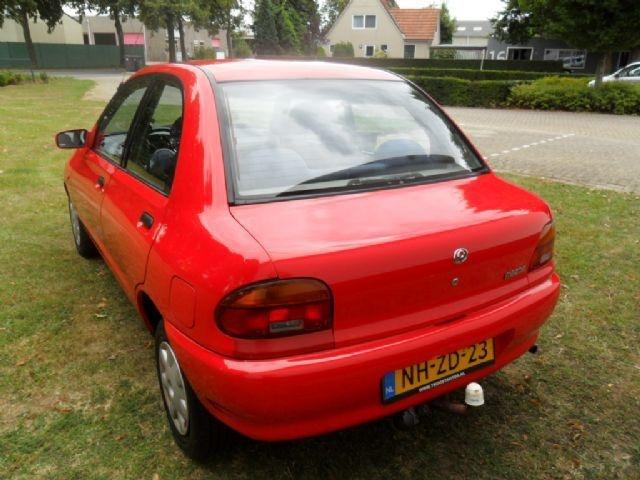 Mazda 121 1.3 glx 1996 Benzine - Occasion te koop op AutoWereld.nl