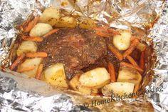 Beef Chuck Steak - HKC original.