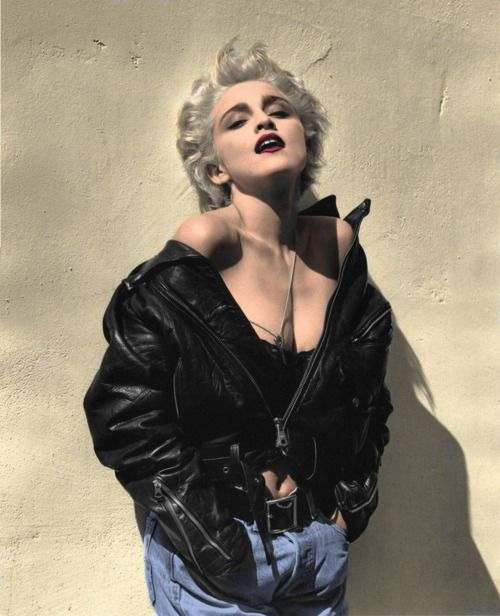 Madonna...True Blue era...my fav!