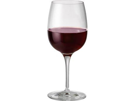 Luigi Bormioli Rødvinsglas 36,5 cl. Set i Imerco til 39,95 kr. pr. stk.