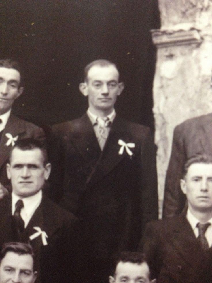 in ricordo di mio nonno Camillo Ronsil
