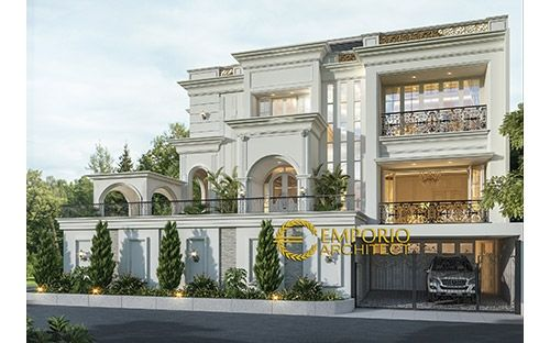 House Design Mediterranean Tropical Style In 2020 Roman House Classic House Design Luxury House Designs