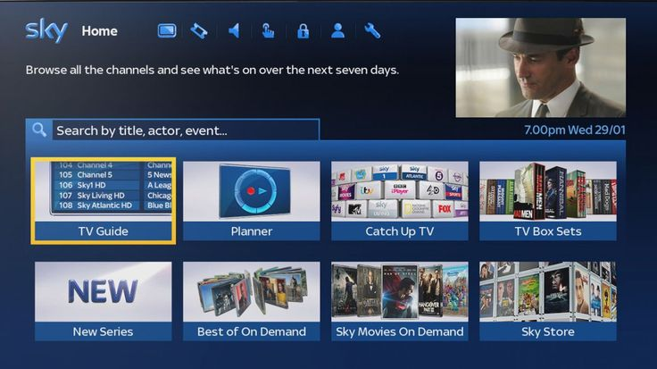 Sky's 'iOS 7 moment' is just weeks away | The all-new EPG is almost ready to roll out to Sky subscribers, but new features are already in the pipeline. Buying advice from the leading technology site