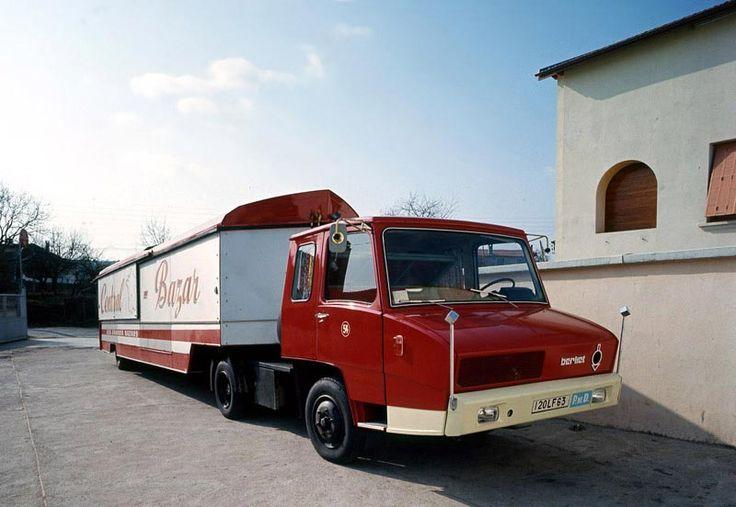Berliet Stradair en Technicolor – Fondation Berliet