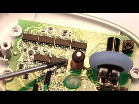 Wacom Bamboo Fun Tablet & EC-155-0W Mouse Teardown and Reverse Engineer