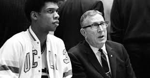 """John Wooden is truly one of the most amazing men to learn from.  """"Success is a peace of mind which is a direct result of self satisfaction in knowing you made the effort to do the best in which you are capable."""" We all have different abilities and students need to know that they need to do their very best at all times. I really like John Wooden's Seven Point Creed and what is know as his 2 sets of three."""