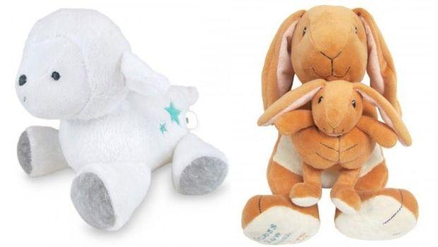 Pair of plush children's toys recalled due to choking hazard