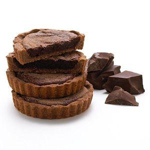 Rich & Creamy Chocolate Tart