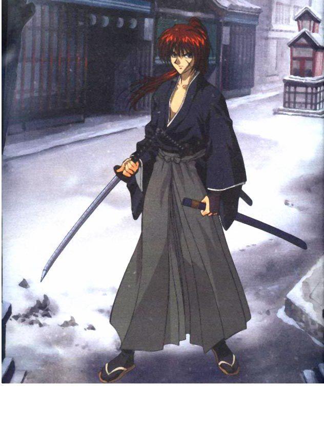 Tags: Anime, Rurouni Kenshin, Himura Kenshin, Samurai X