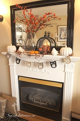 23 Best Images About Inspiration Mantle Decor Ideas On