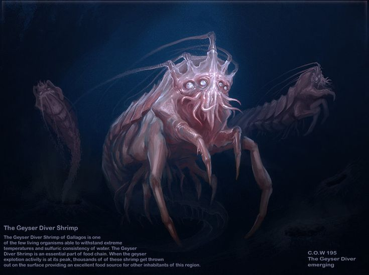 Creature Design I created for the MOBA Sins of a Dark Age © 2014 Ironclad Games