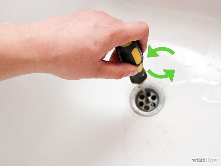 Image intitulée Unclog a Bathtub Drain Step 1