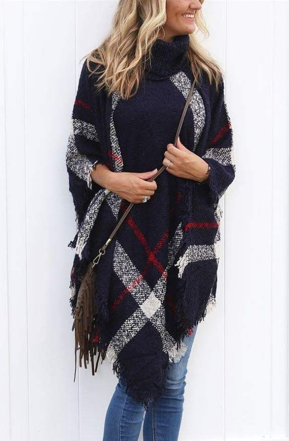 THIS IS A PRE-ORDER. ALL ITEMS INCLUDED WITH THIS ORDER WILL SHIP TOGETHER. KNIT TURTLENECK LADIES PONCHO ONE SIZE FITS MOST. MEASURES 51 x 51 POLYESTER PLEASE USE NUMBERED PHOTOS TO ORDER THESE HAVE