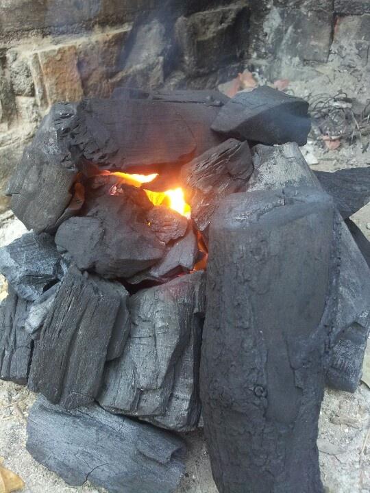 Carbon y fuego