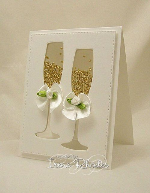 207 best card designs images on pinterest card designs card 15 beautiful wedding invitation card designs for inspiration stopboris Gallery