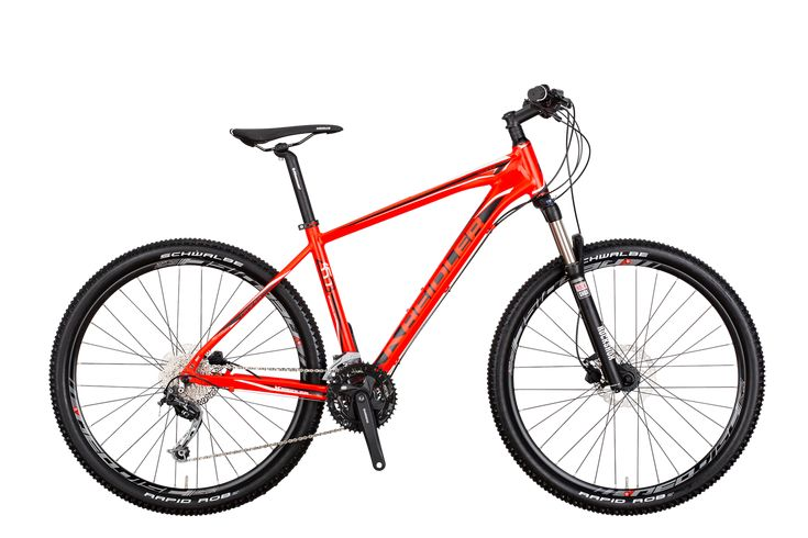 Kreidler Dice 27,5″ 5.0 Shimano Deore 27 / Disc – rower górski