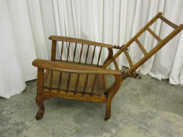 Antique Morris Recliner Chair Victorian Style Awesome : recliner chairs ottawa - islam-shia.org