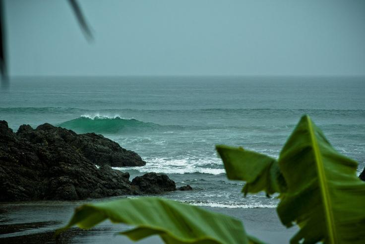 The Pacific - El Valle - Bahia Solano