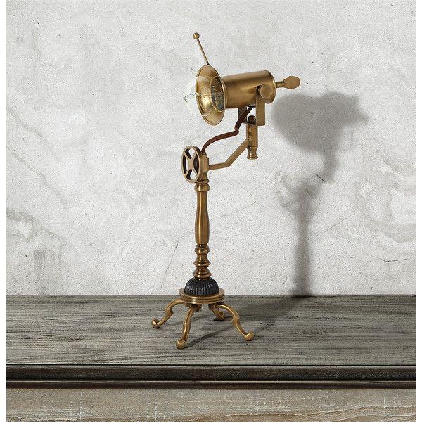 Franklin Brass Key Task Lamp 299 Liked On Polyvore