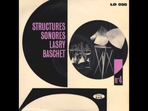 Structures Sonores Lasry-Baschet - Manège  1 of 2 from these from these amazing French brothers/inventors.    https://en.wikipedia.org/wiki/Baschet_Brothers