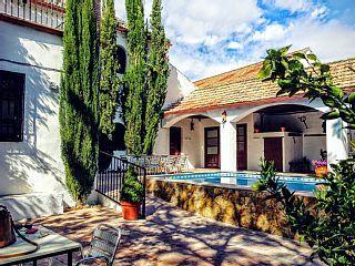 Bonito Cortijo andaluz con encanto, totalmente restaurado para 7 personas.   Alquiler de vacaciones en �llora de @homeaway! #vacation #rental #travel #homeaway