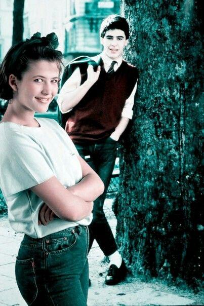 Alexandre Sterling  & Sophie Marceau 1981