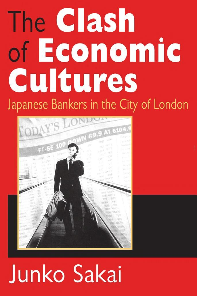 The Clash of Economic Cultures: Japanese Bankers in the City of London - by Junko Sakai - Google Books
