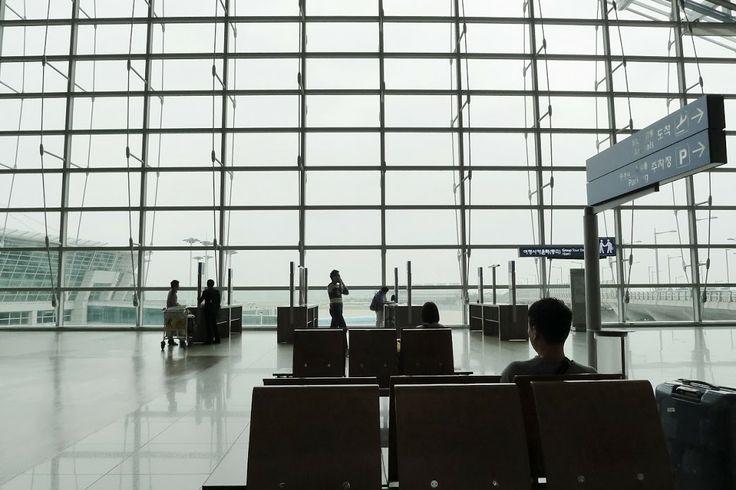 Leica Incheon International Airport