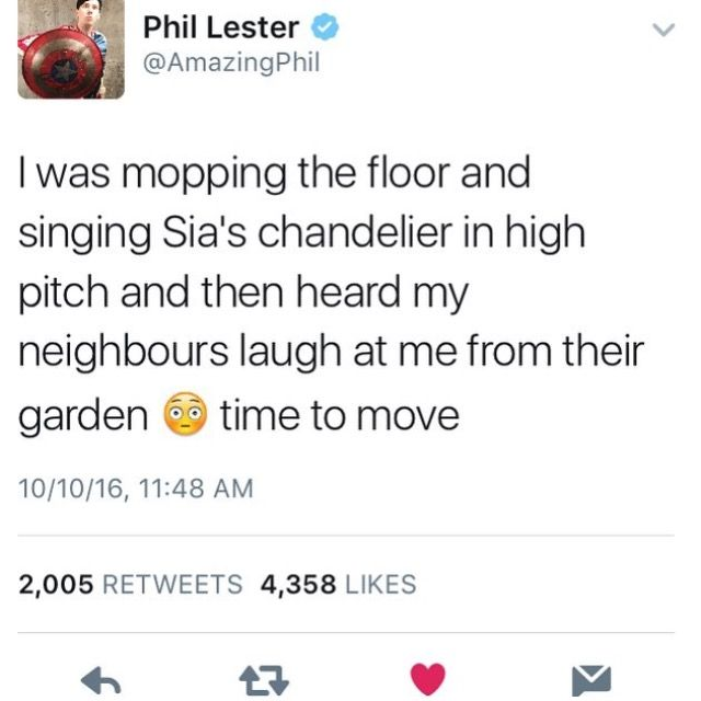 me in the future<<< Phil is going to be all of us Phan trash when we are older... My friend and I have goals to be girl, American Dan and Phil let's see how that goes