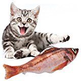 $2.88  - Braceus Cat Stuffed Toy Catmint Catnip Simulation Saury Fish Scratch Board Pet Supplies (Red Rockfish) ** You can get more details by clicking on the image. (This is an affiliate link) #CatToys