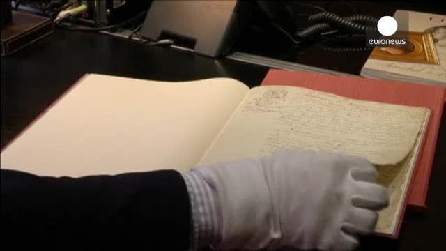 El contrato matrimonial de Napoleón y Josefina, en venta