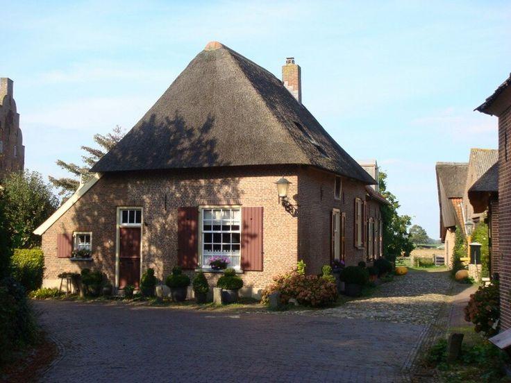 Deze Boerderij is een museum in het plaatsje Bronckhorst Overijssel.