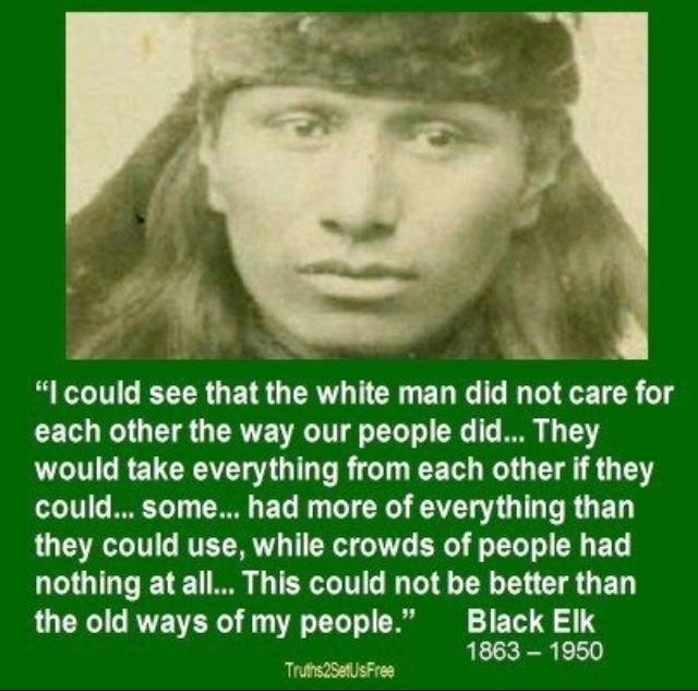 Black Elk Speaks and Autobiography Essay Sample