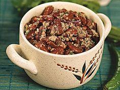 Лобио из красной фасоли – рецепт