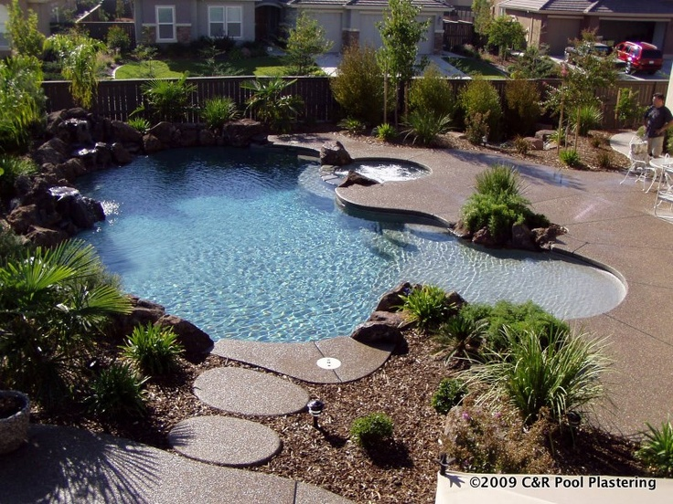 Spa Swimming Pools Sacramento Ca Roseville Rocklin